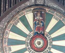 Ronde Tafel Koning Arthur.Koning Artur En Middeleeuwse Literatuur